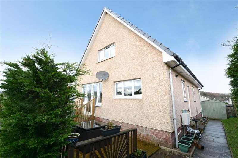 3 Bedrooms Detached House for sale in 23 Chapelton Way, Largs, KA30 8RF