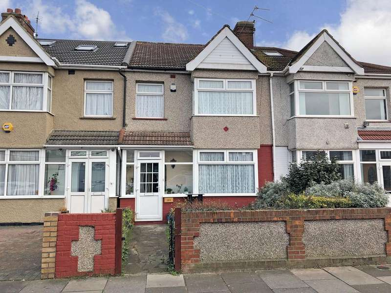 4 Bedrooms Terraced House for sale in Gordon Road, ILFORD, IG1