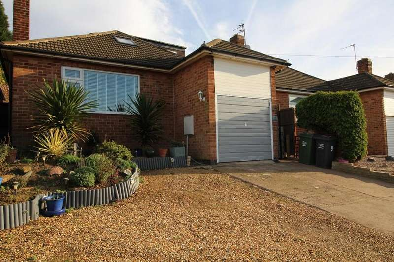 5 Bedrooms Detached House for sale in Spring Close, Shepshed
