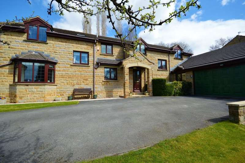 6 Bedrooms Detached House for sale in Vicarage Meadow, Mirfield