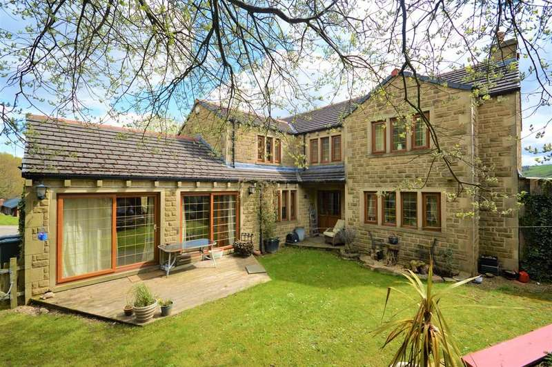 8 Bedrooms Detached House for sale in Radcliffe Road, Golcar, Huddersfield