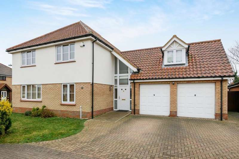 5 Bedrooms Detached House for sale in Larkhill Rise, Rushmere St Andrew
