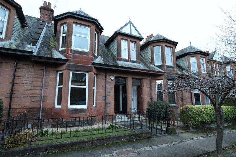 3 Bedrooms Terraced House for sale in Silverton Avenue, Dumbarton