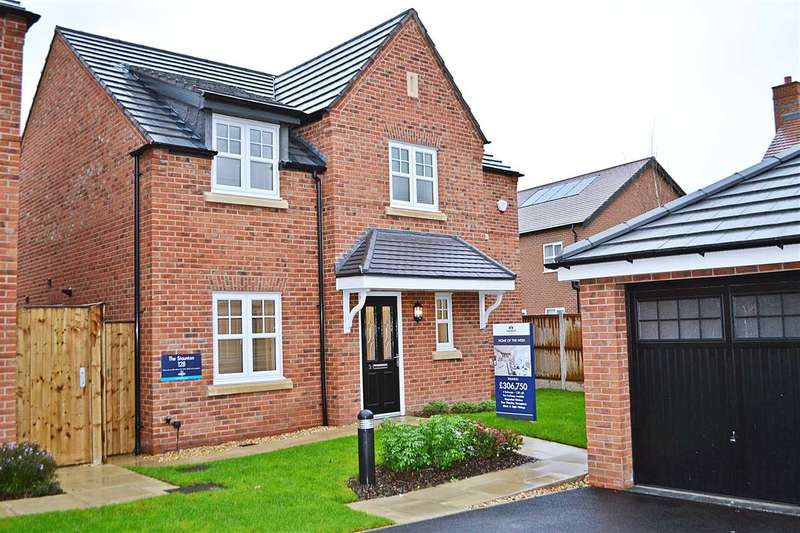 4 Bedrooms Detached House for sale in The Meadows, Sandymoor, Runcorn