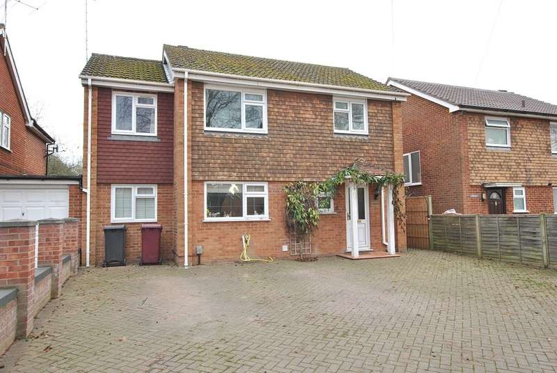 4 Bedrooms Detached House for sale in Caversham, Reading