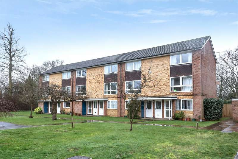 2 Bedrooms Apartment Flat for sale in Inglewood Court, Liebenrood Road, Reading, Berkshire, RG30