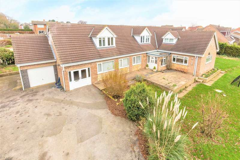 8 Bedrooms Detached House for sale in Fiskerton Road East, Cherry Willingham, Lincoln