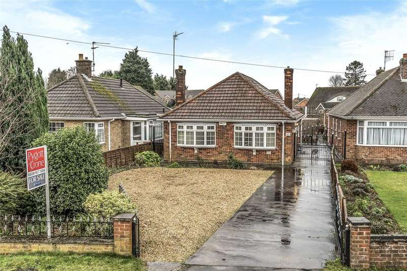 3 Bedrooms Detached Bungalow for sale in Priory Road, Fishtoft, PE21