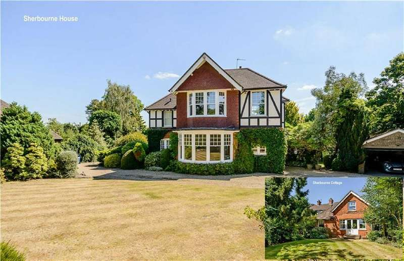 6 Bedrooms Detached House for sale in Hadley Highstone, Barnet, Hertfordshire