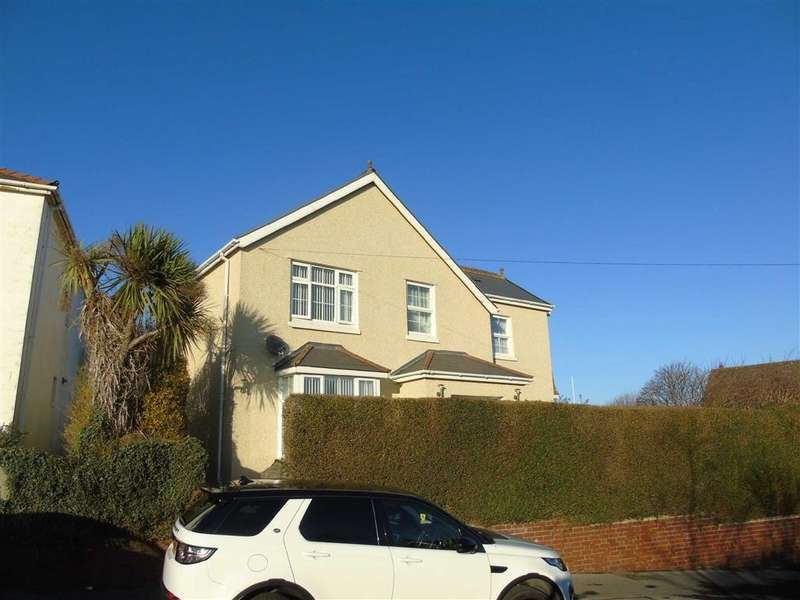 4 Bedrooms Detached House for sale in Walters Road, Llanelli