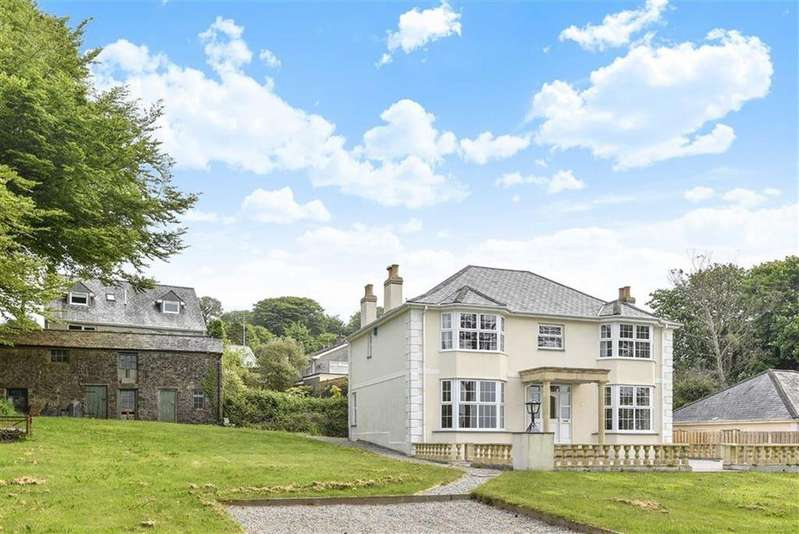 5 Bedrooms Detached House for sale in St Ann's Chapel, Gunnislake, Cornwall, PL18