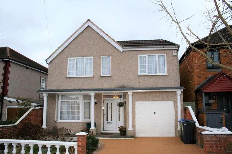 4 Bedrooms Detached House for sale in Milner Road, Morden