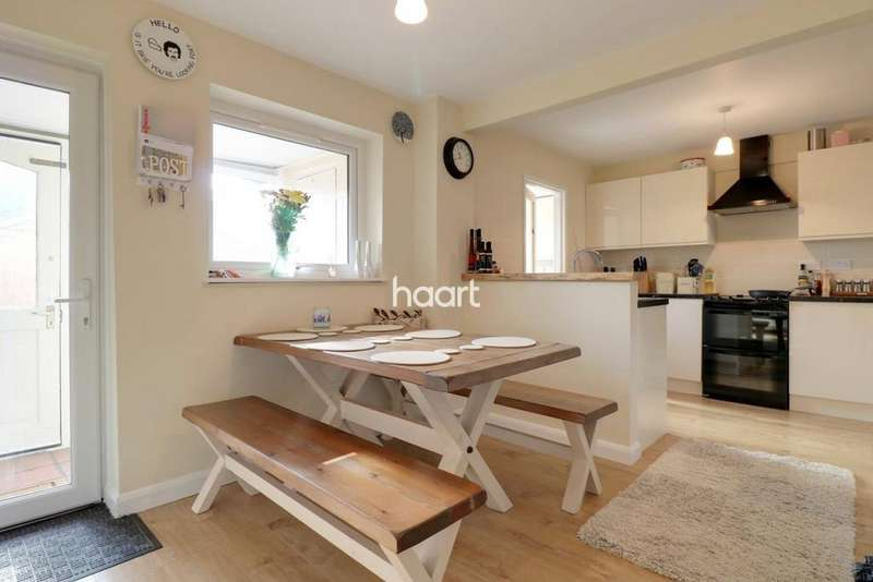 3 Bedrooms Terraced House for sale in Sandwich Road, St Neots