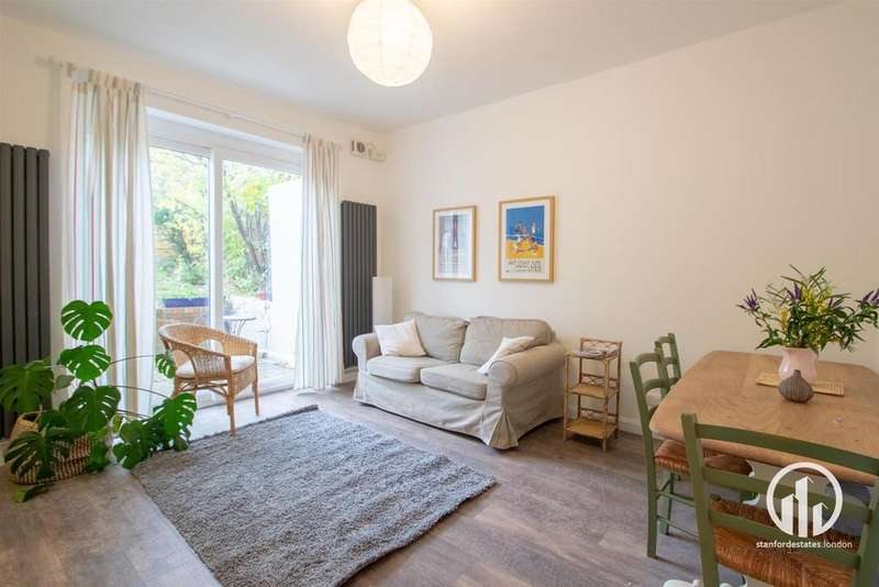 2 Bedrooms Flat for sale in Como Road, Forest Hill, London