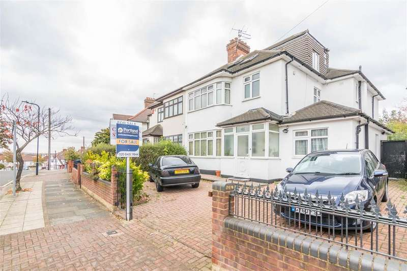 7 Bedrooms Semi Detached House for sale in Peter Avenue, London
