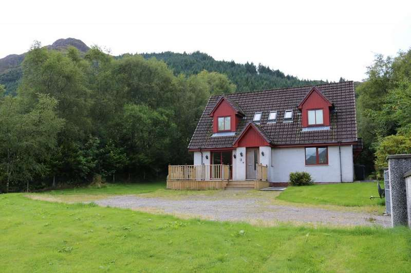 3 Bedrooms Detached House for sale in Silver Birch Lodge, Ratagan