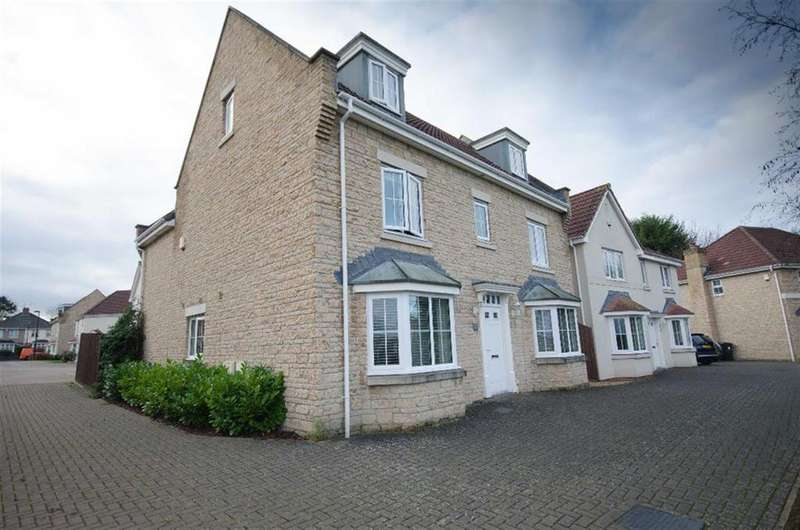 5 Bedrooms Detached House for sale in Mayflower Court, Staple Hill, Bristol, BS16 5FD