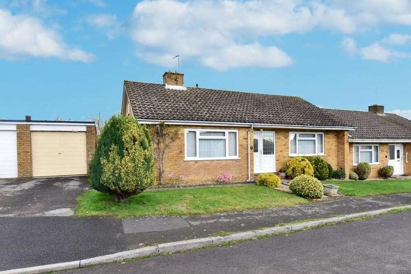 2 Bedrooms Semi Detached House for sale in Higher Beadon, Merriott, TA16