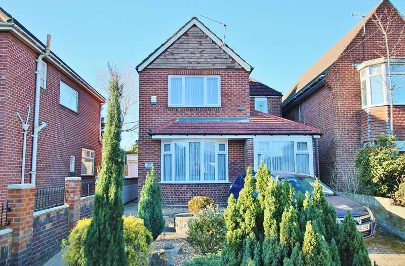 3 Bedrooms Detached House for sale in Portswood, Southampton