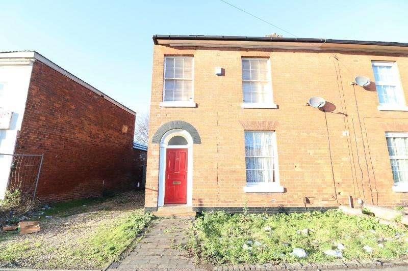 3 Bedrooms Semi Detached House for sale in Heathfield Road, Lozells, West Midlands, B19