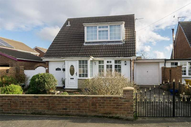 3 Bedrooms Detached Bungalow for sale in Chellsway, WITHERNSEA, East Riding of Yorkshire