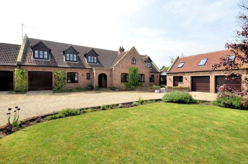 6 Bedrooms Detached House for sale in Walpole St Peter