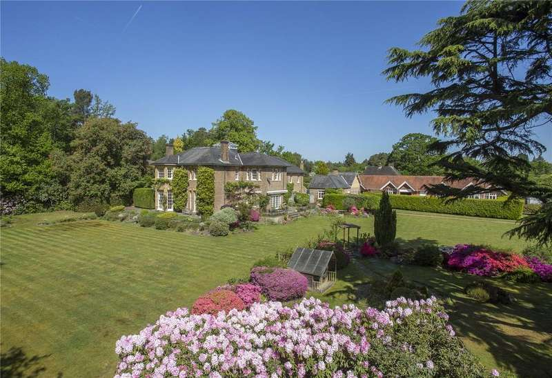 9 Bedrooms Unique Property for sale in Roundwood, Sunninghill Road, Windlesham, Surrey, GU20