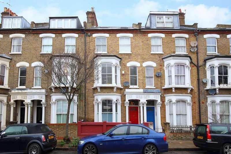 5 Bedrooms Terraced House for sale in Fairbridge Road N19 3HF
