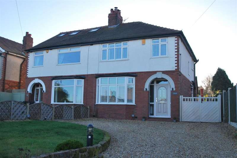 3 Bedrooms Semi Detached House for sale in Townfield Lane, Frodsham