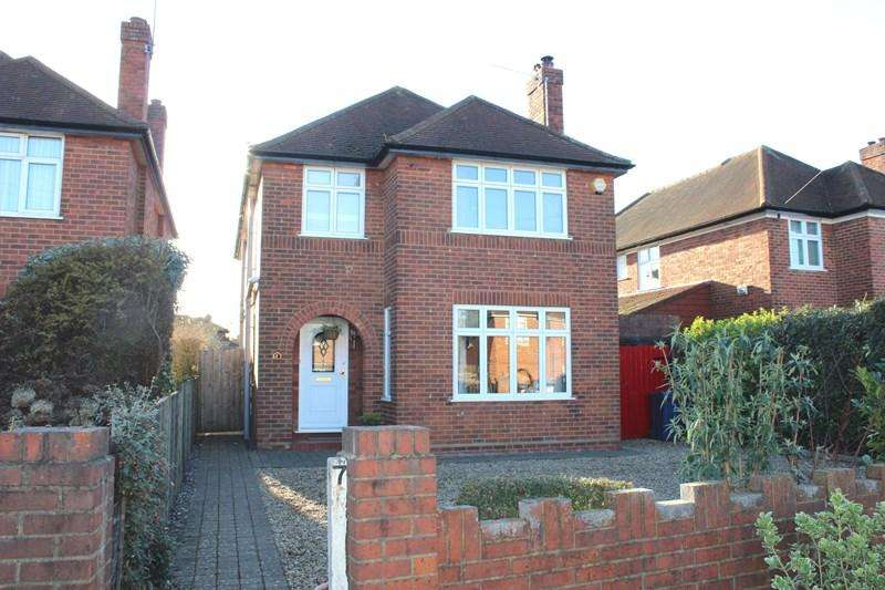 4 Bedrooms Detached House for sale in Shelburne Road, High Wycombe