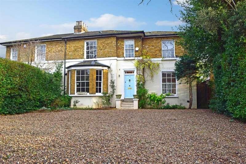 3 Bedrooms Semi Detached House for sale in Trafalgar Road, Twickenham