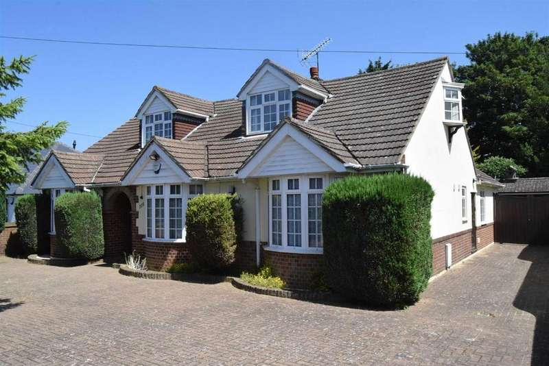 5 Bedrooms Detached Bungalow for sale in Bredhurst Rd, Wigmore