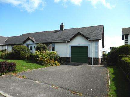 3 Bedrooms Bungalow for sale in Parc Ffos, Ffosyffin, Aberaeron