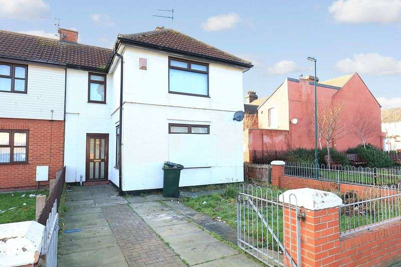 3 Bedrooms Property for sale in Birchington Avenue, Middlesbrough, TS6