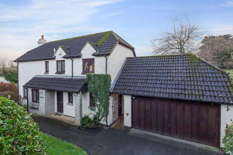 4 Bedrooms Detached House for sale in Mallands Meadow, Abbotskerswell