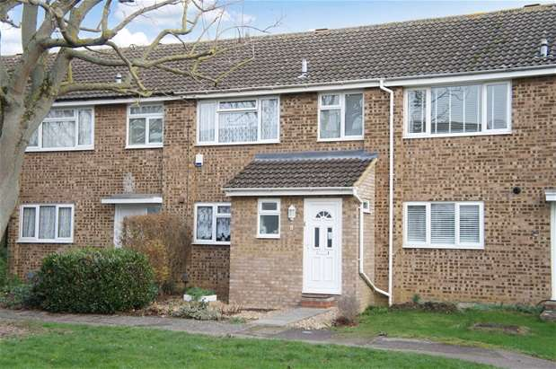 3 Bedrooms Terraced House for sale in Foster Way, Wootton
