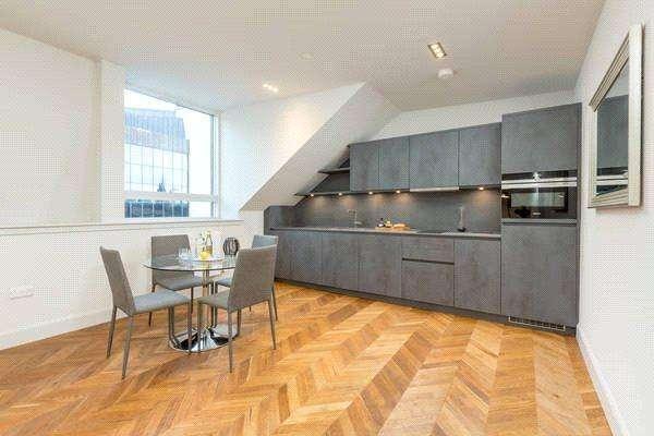2 Bedrooms Penthouse Flat for sale in Apartment 6, 7 Rutland Square, Edinburgh, Midlothian