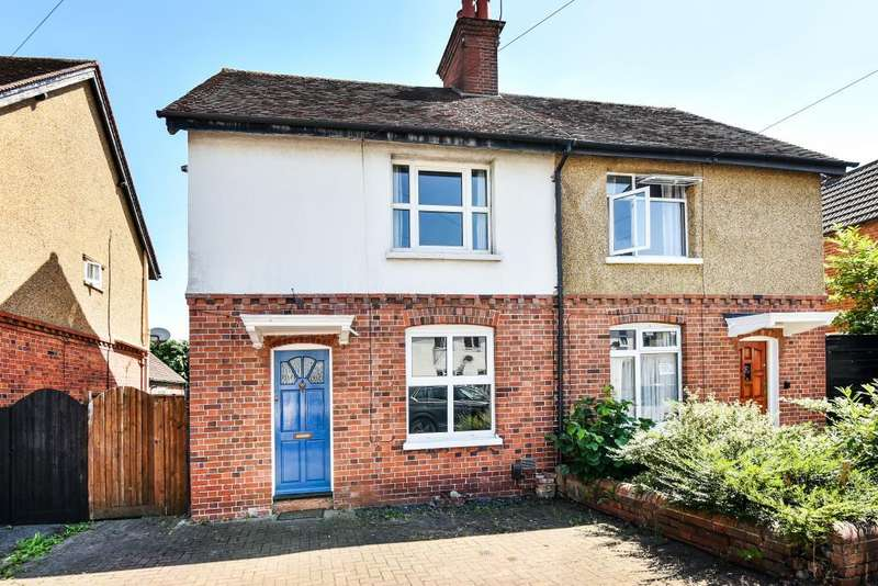 2 Bedrooms House for sale in Cordwallis Road, Maidenhead, SL6