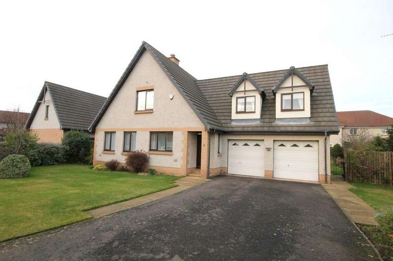 4 Bedrooms Detached House for sale in 11 Alderston Meadow, Haddington, EH41 3RU