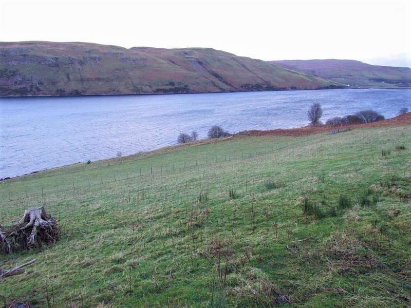 Plot Commercial for sale in Owner Occupied Croft and Plot, 8 Carbostmore, Carbost IV47