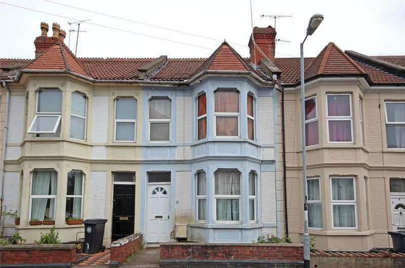 3 Bedrooms Terraced House for sale in Cottrell Road, Eastville, Bristol, BS5