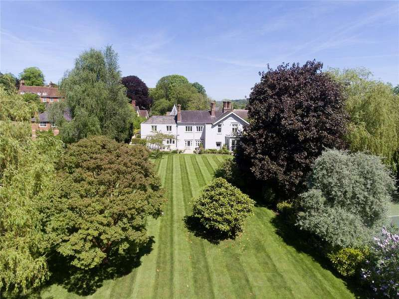 7 Bedrooms Detached House for sale in Houghton, Stockbridge, Hampshire, SO20