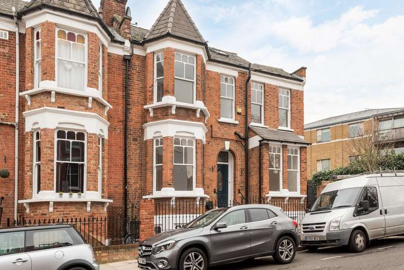 5 Bedrooms End Of Terrace House for sale in Arvon Road, N5 1PS