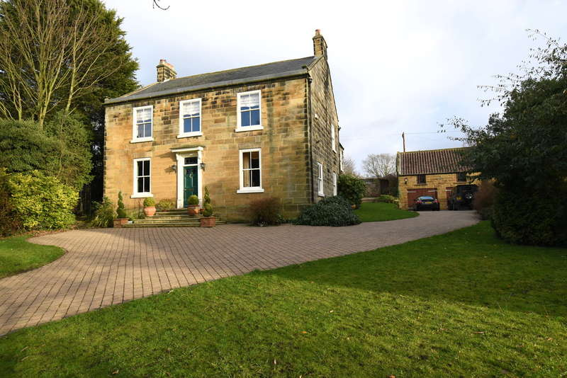 5 Bedrooms Detached House for sale in The Old Vicarage, North End, Osmotherley