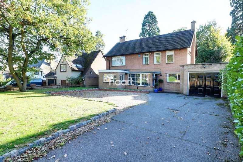 5 Bedrooms Detached House for sale in Warren Road, Uxbridge