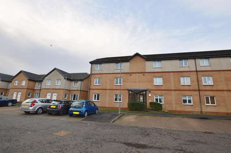2 Bedrooms Flat for sale in 9 Dasher Gardens, ARDROSSAN, KA22 7NN