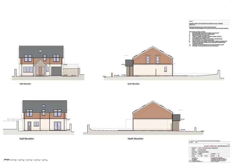 4 Bedrooms Detached House for sale in Main Street, Kingskettle, Cupar
