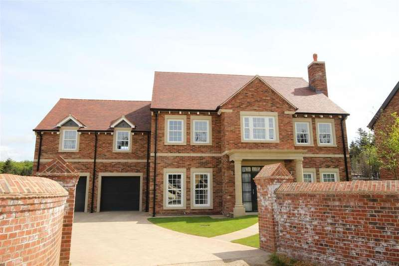 5 Bedrooms Detached House for sale in Manorside, Wynyard, Billingham