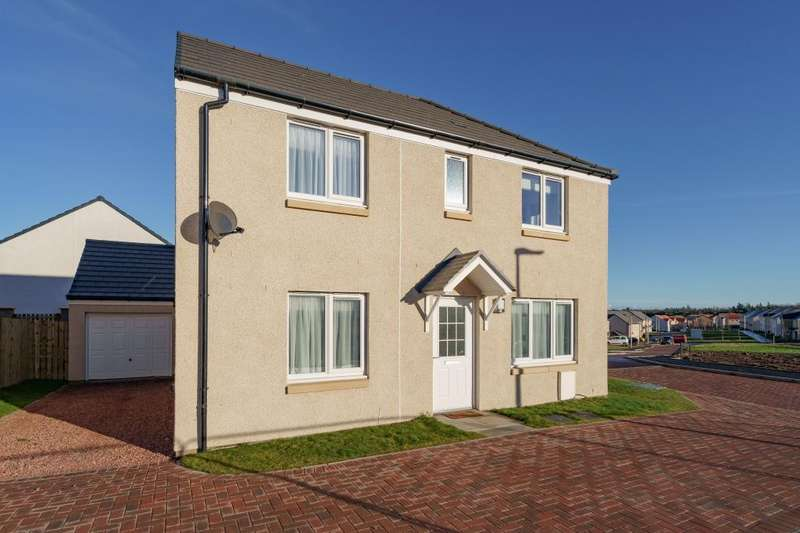 4 Bedrooms Detached House for sale in 3 Simpson Avenue, Dunbar, EH42 1XX