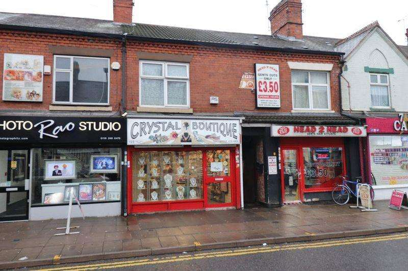 1 Bedroom Flat for sale in Green Lane Road, Leicester